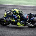 Valentino Rossi volvió a rodar en Misano