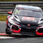 Girolami prepara su regreso a Honda en el WTCR
