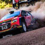 Bulacia / Der Ohannesian lideran el WRC3 en Turquía
