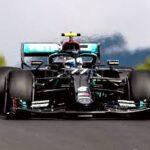 Bottas el más rápido en la FP2 para el GP de Portugal